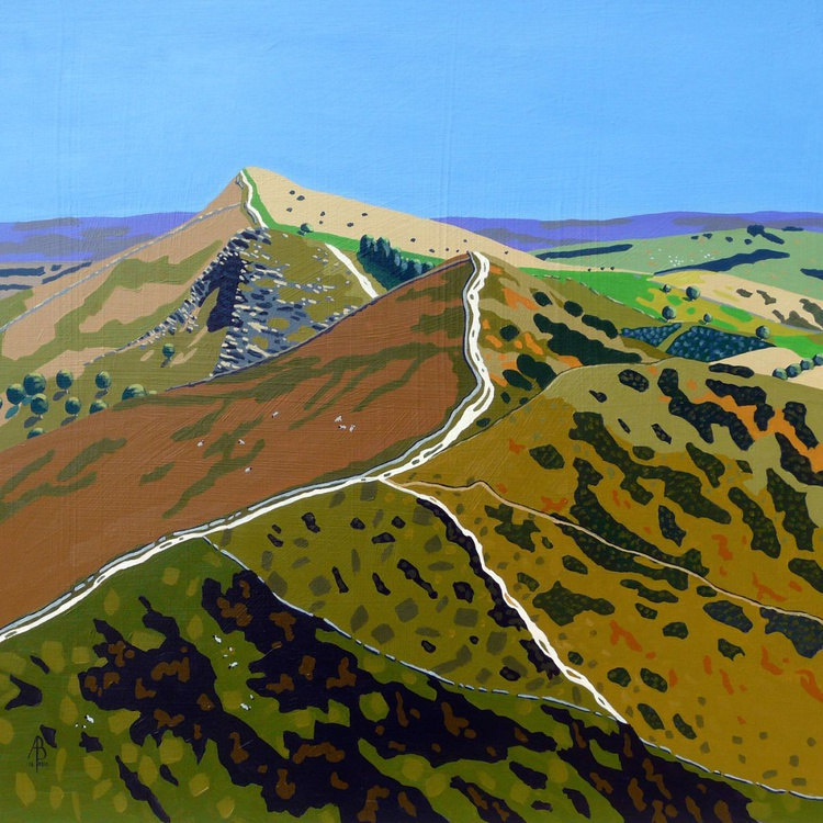 Mam Tor, Peak District, Derbyshire - Image 0