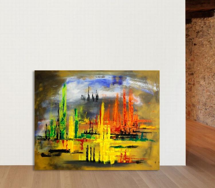 Mirage (100 x 80 cm) - Image 0