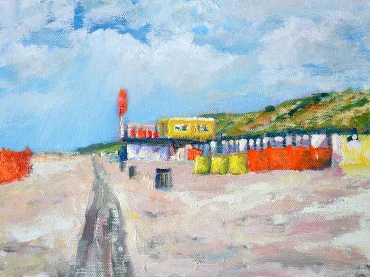 Beach Domburg -