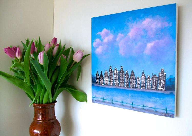Amsterdam Sky - Image 0