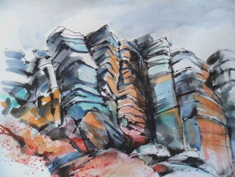 Stanage Crags4 -
