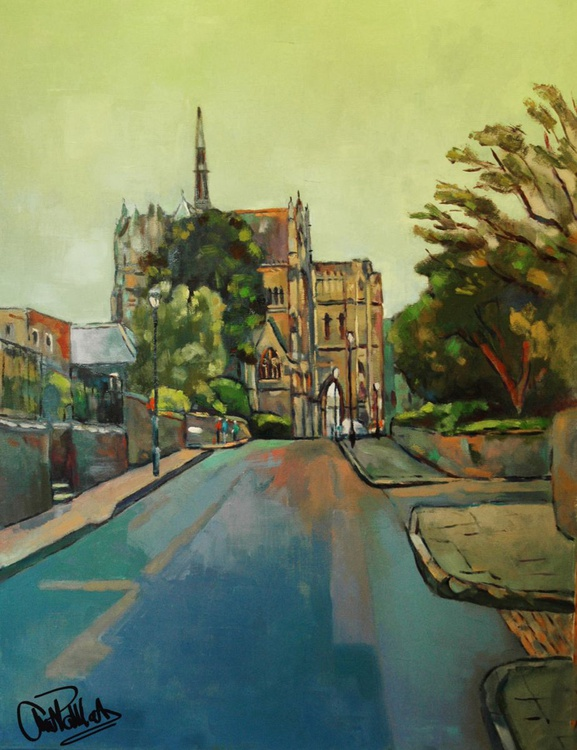 Arundel Cathedral. - Image 0