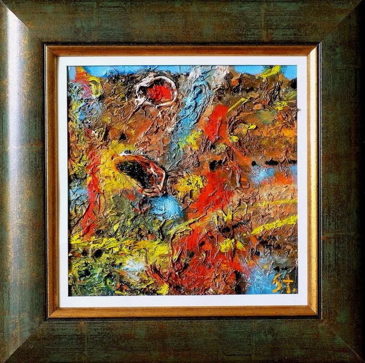 Abstract (burning autumn) - I - Image 0