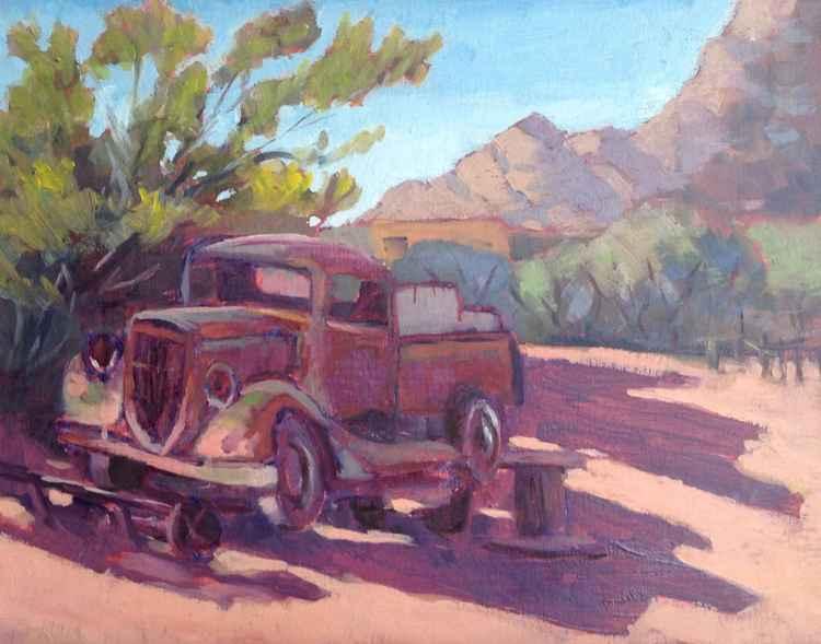 Greasewood Flats, Scottsdale, arizona