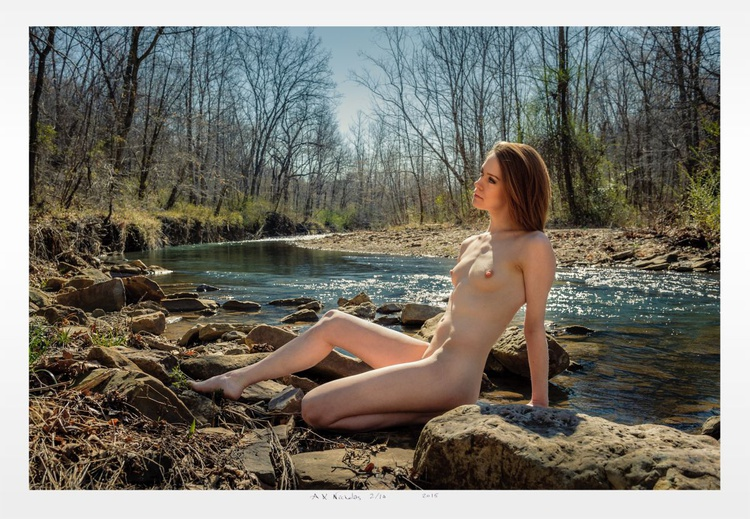 Ava by the River - limited edition 3/10 - Image 0