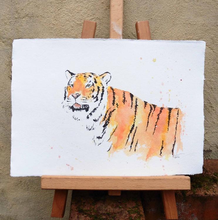 Tiger Smile - Image 0