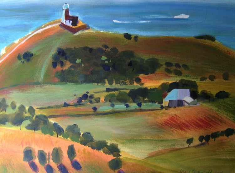 Belle Tout Landscape -