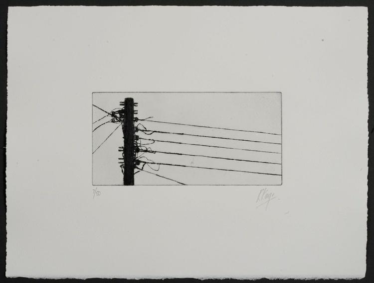 Telegraph Pole 3 - Image 0
