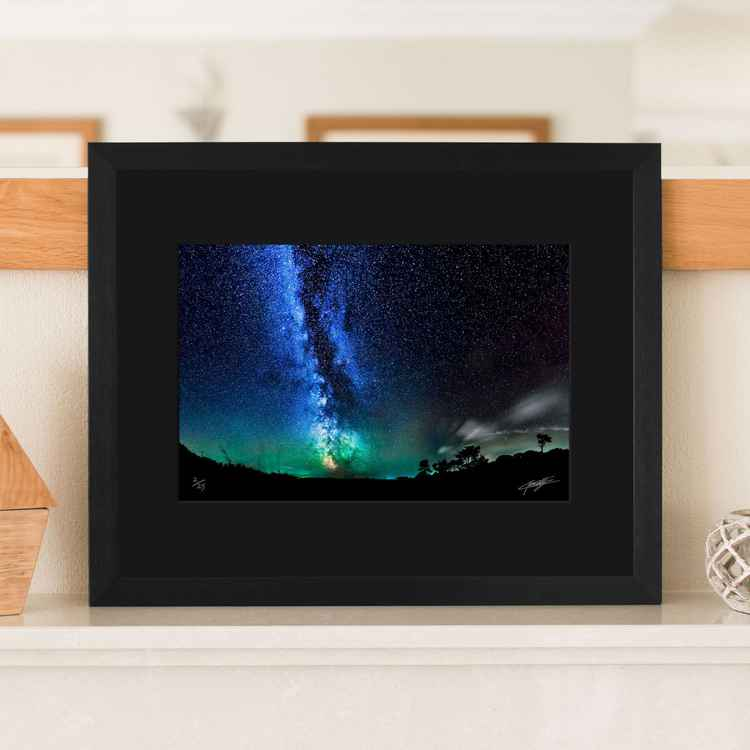 'Too Many Stars to Count' Limited Edition Framed Print -