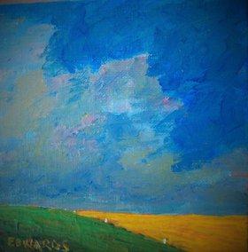 Norfolk Fields by David Edwards
