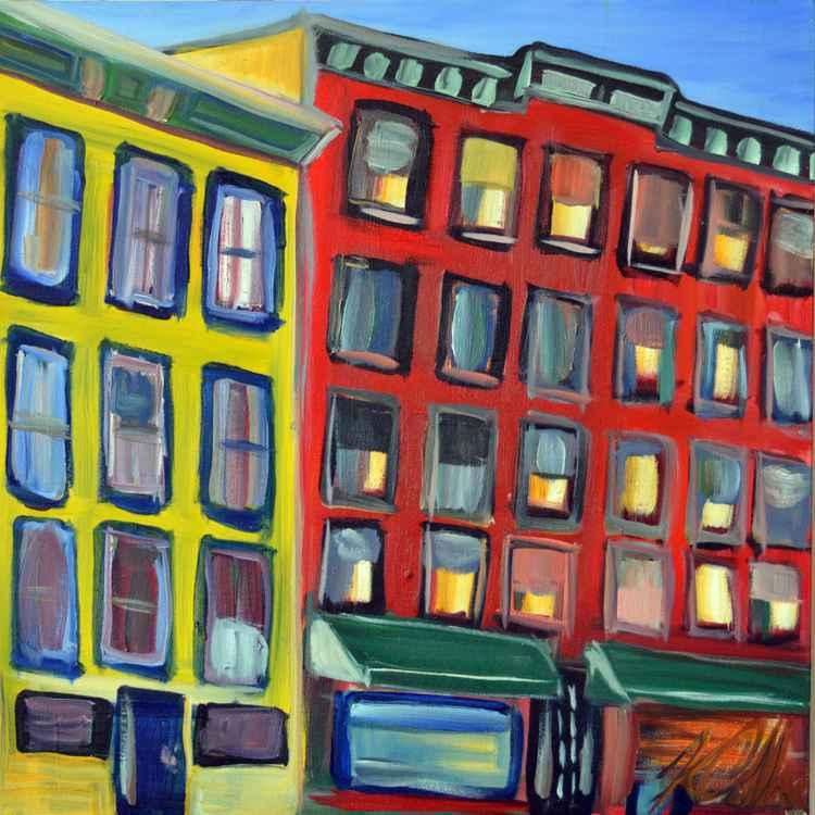 NYC East 81st Street