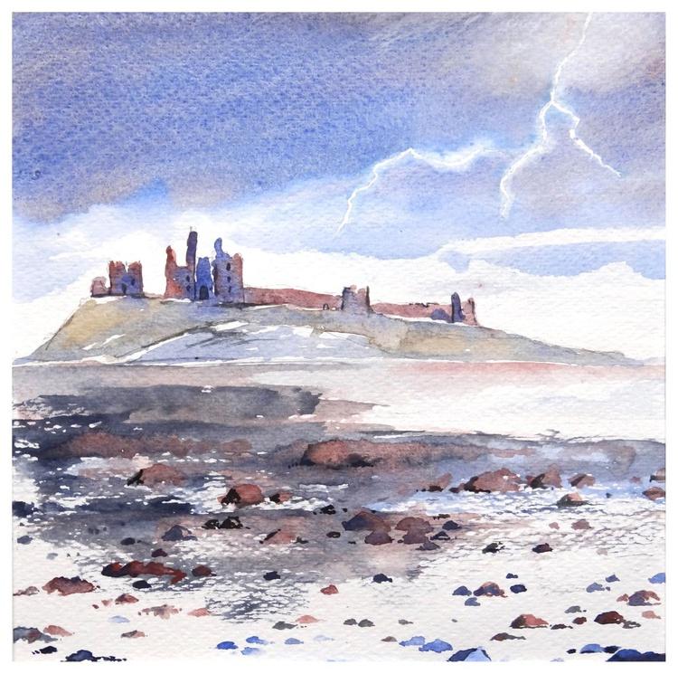 Dunstanburgh Castle - Image 0