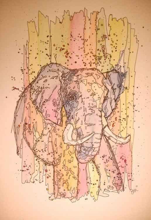 Pen Elephant