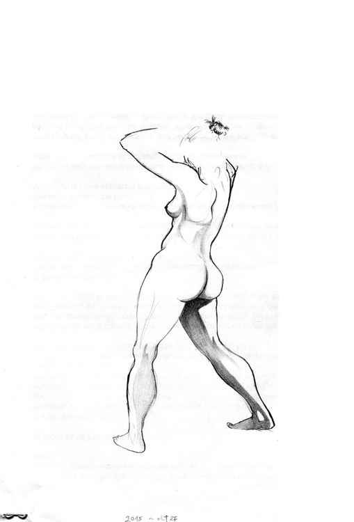 Study of a Woman -