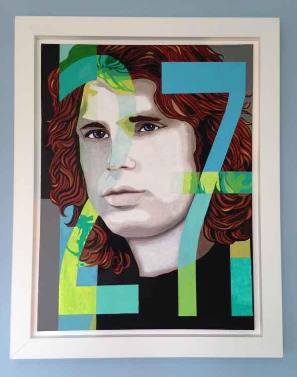 27 Club - Jim Morrison