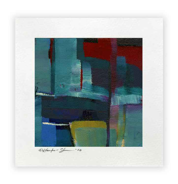 Oil Abstraction No. 5 -