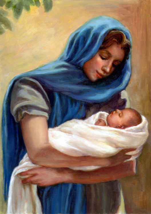 Mary and Child - Image 0