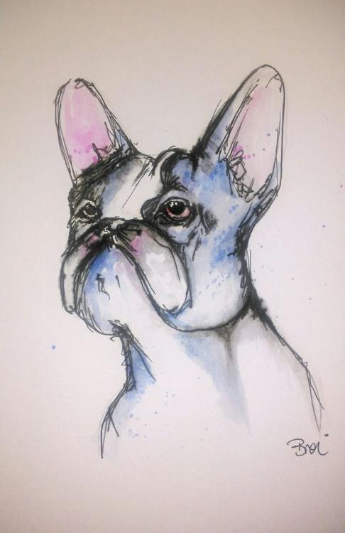 French Bulldog Doodle: - Image 0