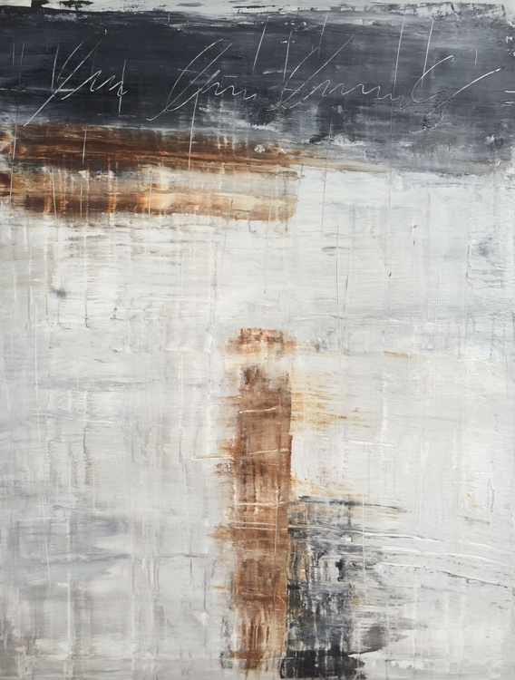 """S2 abstract black/brown/grey"" - Image 0"