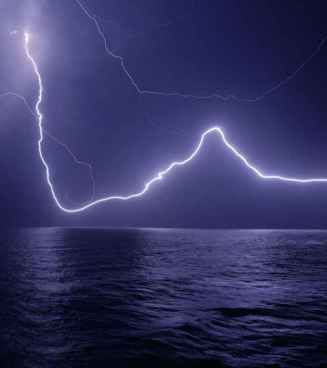 Bondi Storm -