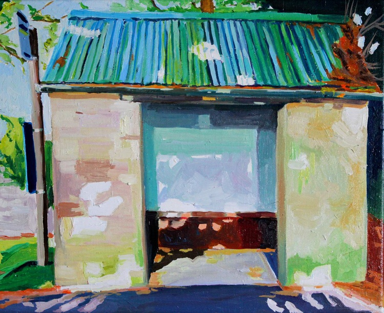 Brownshill Bus Stop - Image 0