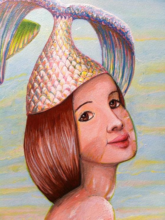 Salt Water Woman 1 - Image 0