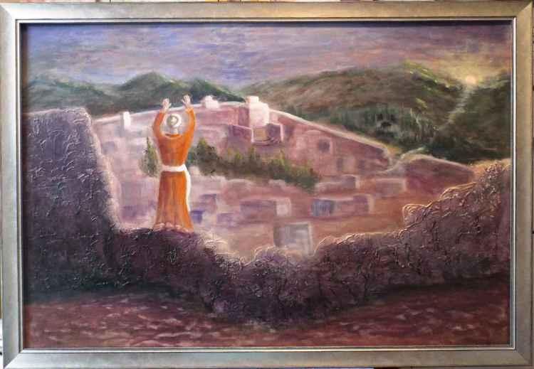 Praying Over Jerusalem -