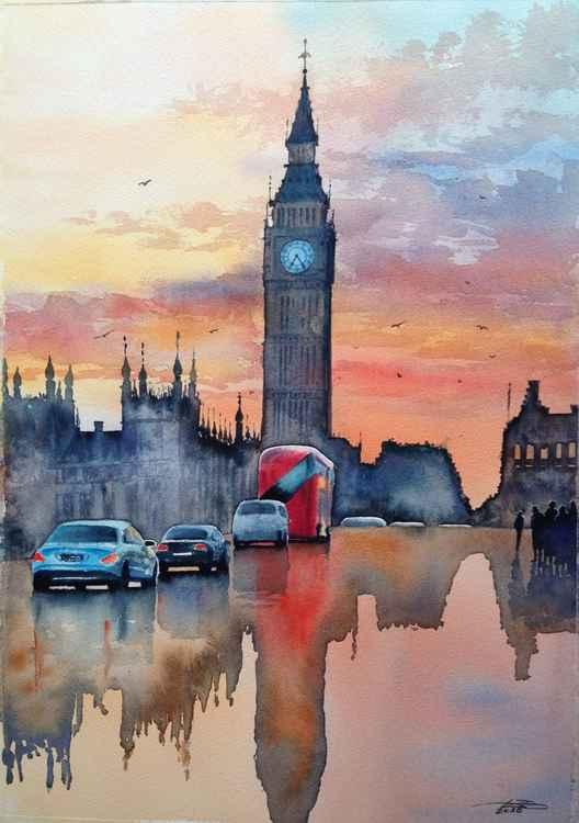 Wet London -