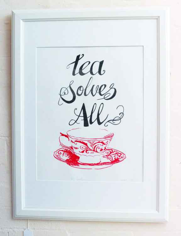Tea Solves All