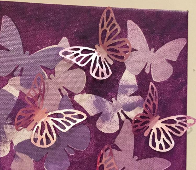 Blackberry Butterflies - Image 0