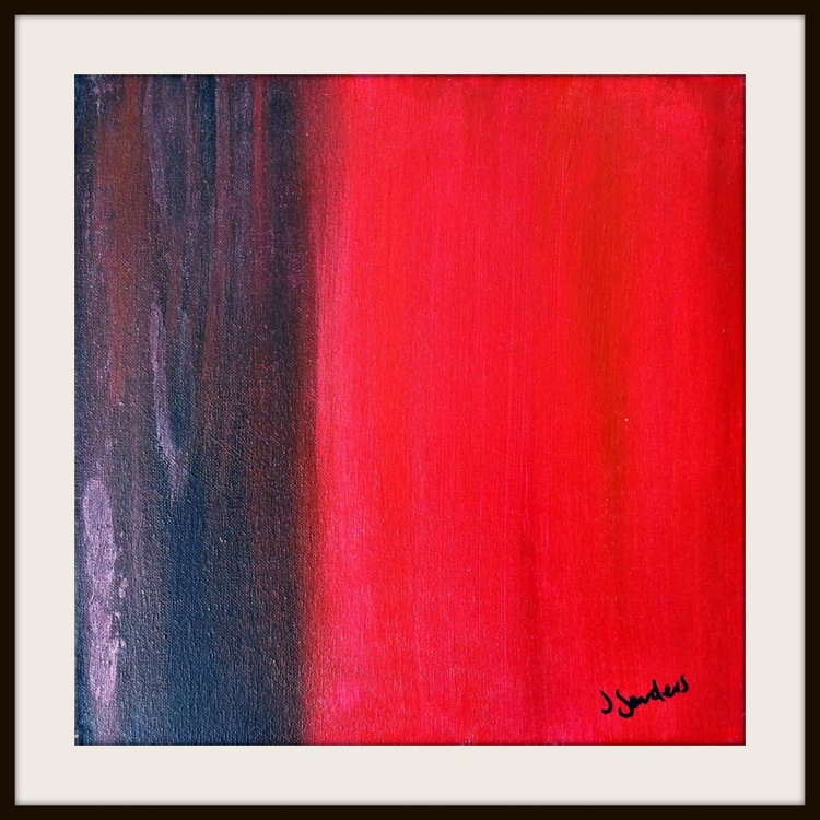 Red #1, Painting the Rainbow Series - Image 0