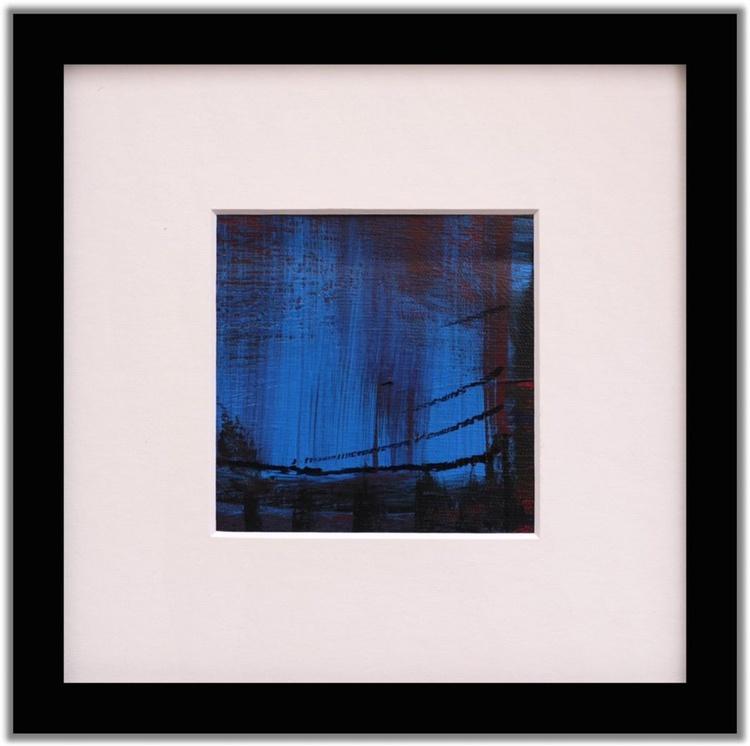 Small Abstract | Work No. KF2014.18 - Image 0