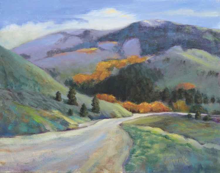 Soldier Mountain Autumn