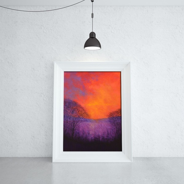 Red Sunset - Image 0