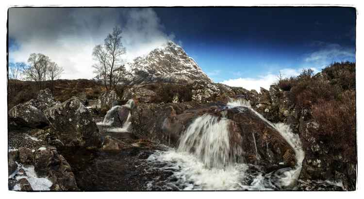 Buachaille Etive Mor, Glencoe, Scotland -