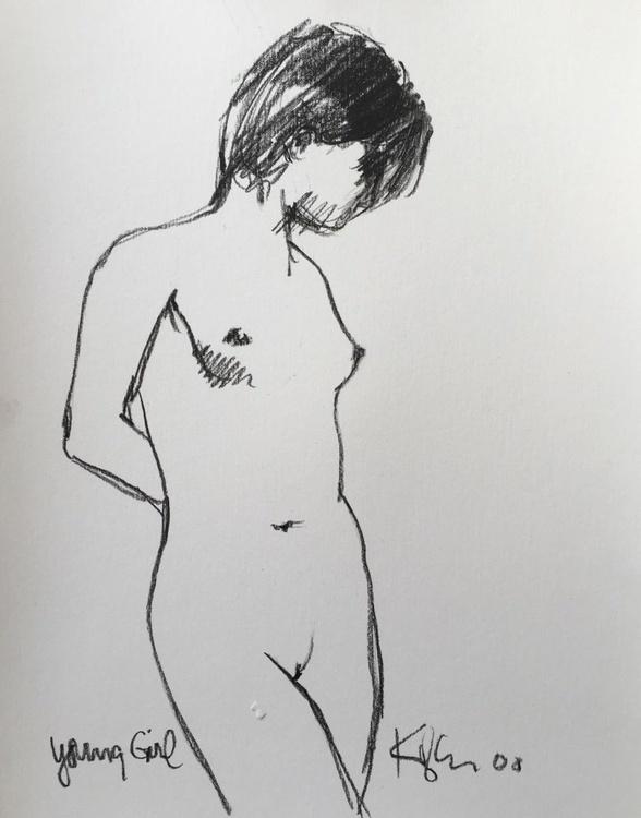 Young Girl - Image 0