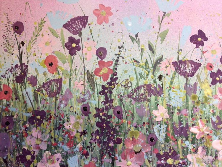 Soft summer flowers 1 - Image 0