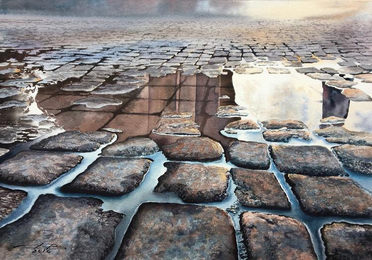 Stone paving - Image 0