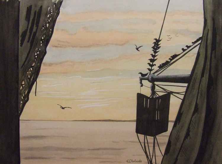 A Shrimper's View -