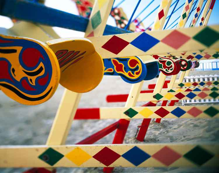 Swingboats II