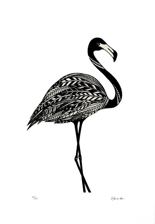 Black Flamingo - Image 0