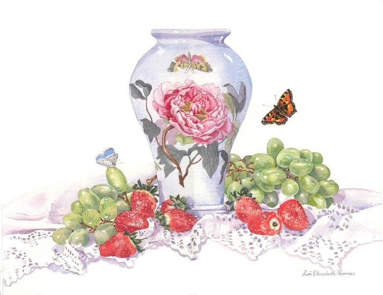 Portmeirion Vase - Image 0