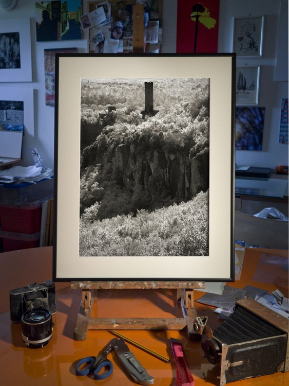 The writer's Tower (Infrared) - Image 0