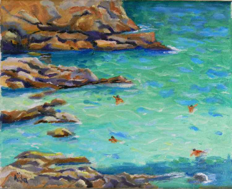 Swimming Spot -