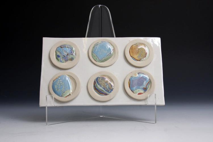 Ceramic Glaze Six - Image 0