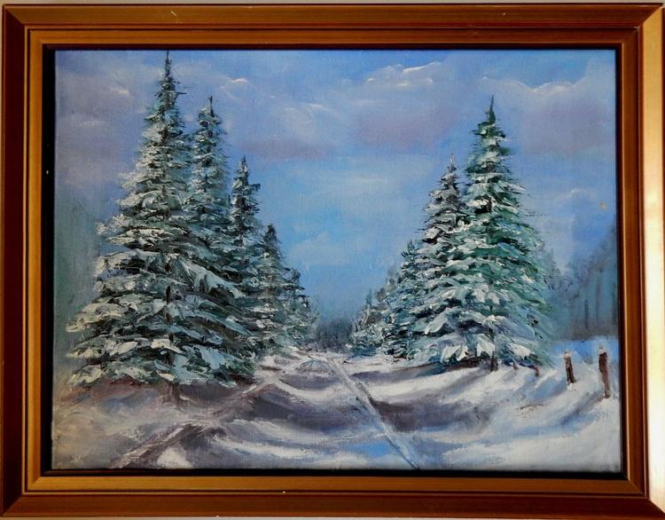 Winter path - Image 0