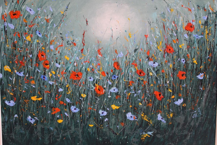 Night Poppies - Image 0