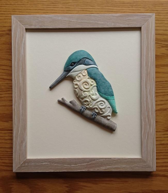 Green Kingfisher - Image 0