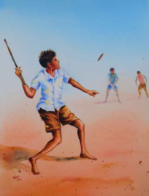 Gilidanda rural game