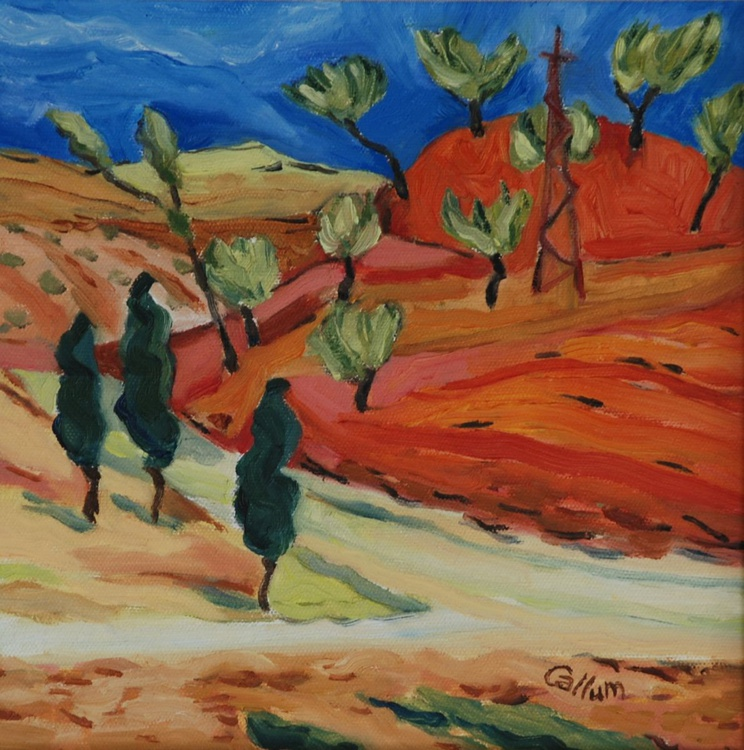 Red hill, Ronda - Image 0
